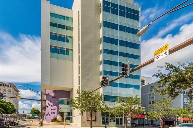 1990 Main Street #15, Sarasota, FL 34236 (MLS #A4473004) :: Team Bohannon Keller Williams, Tampa Properties