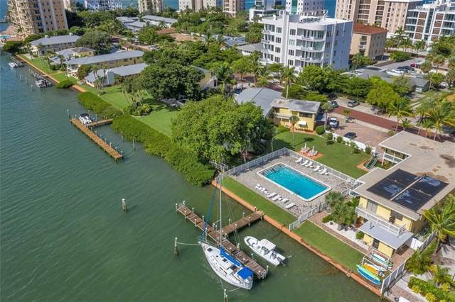 590 Golden Gate Point #5, Sarasota, FL 34236 (MLS #A4473097) :: Realty One Group Skyline / The Rose Team