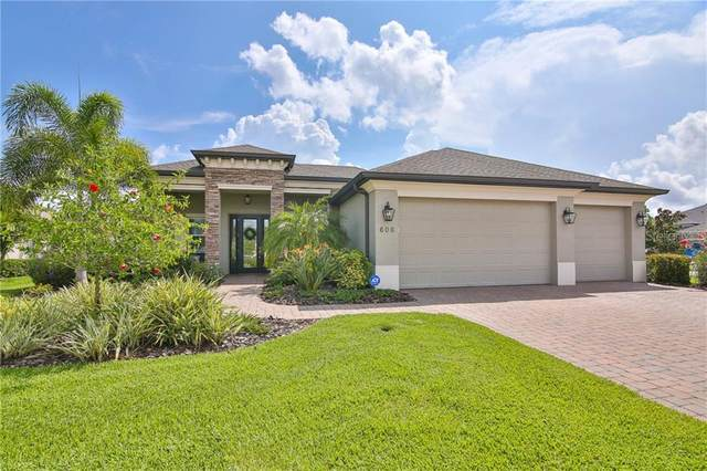 606 Rosemary Circle, Bradenton, FL 34212 (MLS #A4474469) :: MavRealty