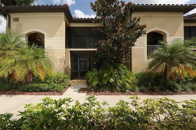 7225 River Hammock Drive #101, Bradenton, FL 34212 (MLS #A4474594) :: Team Pepka