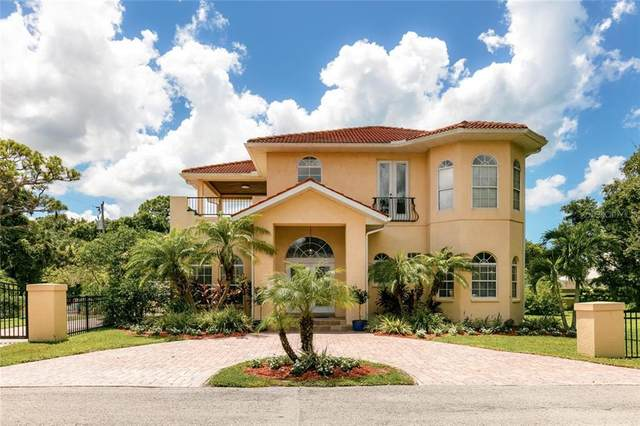 101 Webb Street, Osprey, FL 34229 (MLS #A4474848) :: The Heidi Schrock Team