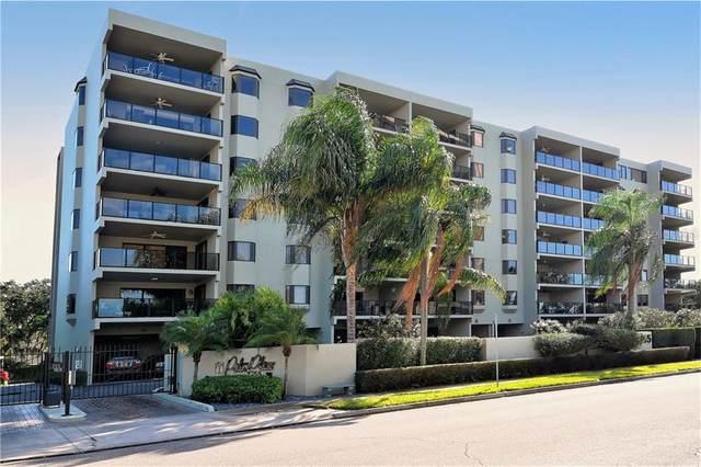 755 S Palm Avenue #102, Sarasota, FL 34236 (MLS #A4477486) :: Team Pepka