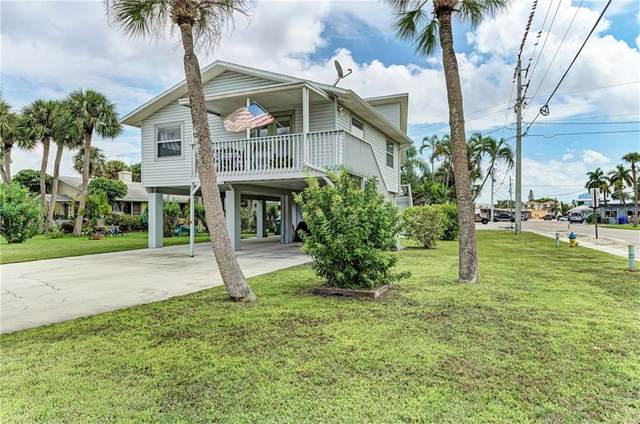 5411 Holmes Boulevard, Holmes Beach, FL 34217 (MLS #A4477988) :: McConnell and Associates