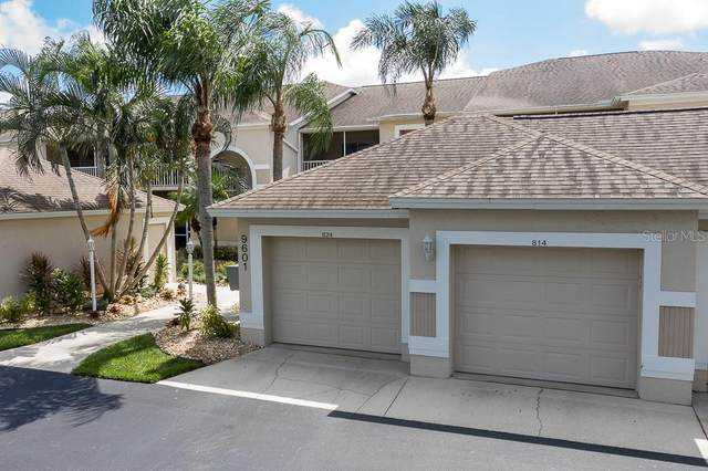 9601 Castle Point Drive #814, Sarasota, FL 34238 (MLS #A4478021) :: GO Realty