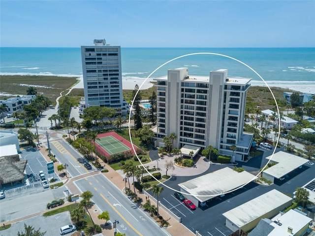 5300 Ocean Boulevard #202, Sarasota, FL 34242 (MLS #A4480557) :: Medway Realty