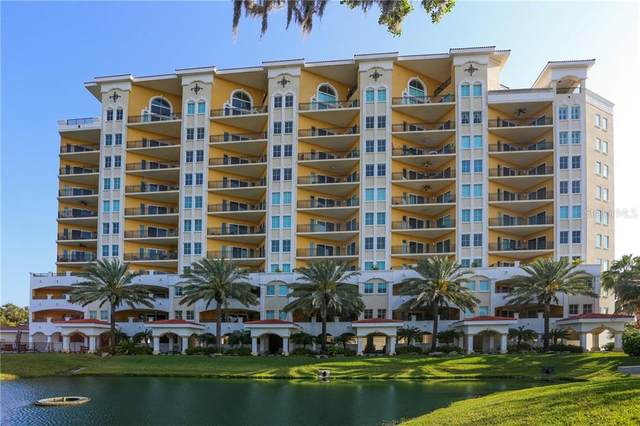 501 Haben Boulevard #703, Palmetto, FL 34221 (MLS #A4480833) :: Alpha Equity Team