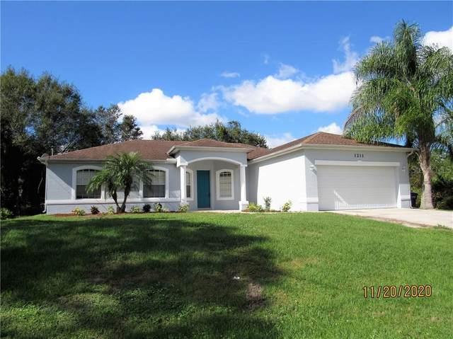 1211 Impala Street, North Port, FL 34288 (MLS #A4481319) :: Griffin Group