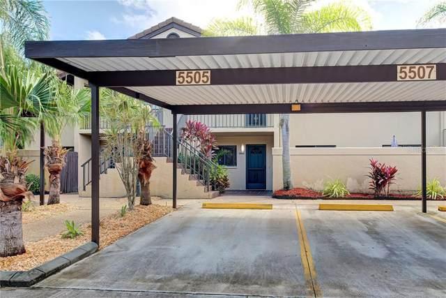 5505 Ashton Way #5505, Sarasota, FL 34231 (MLS #A4481919) :: MavRealty