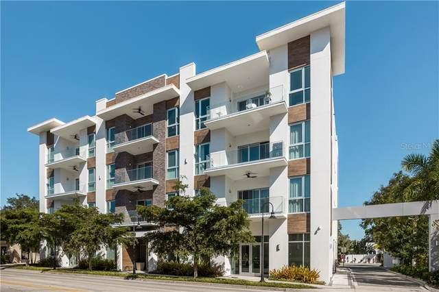 635 S Orange Avenue #304, Sarasota, FL 34236 (MLS #A4483350) :: McConnell and Associates