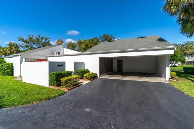 4165 Northmeadow Cir #4165, Tampa, FL 33618 (MLS #A4483750) :: SMART Luxury Group