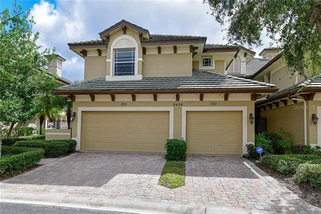 6426 Moorings Point Circle #201, Lakewood Ranch, FL 34202 (MLS #A4484255) :: Griffin Group