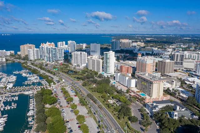 101 S Gulfstream Avenue 11H, Sarasota, FL 34236 (MLS #A4484333) :: McConnell and Associates