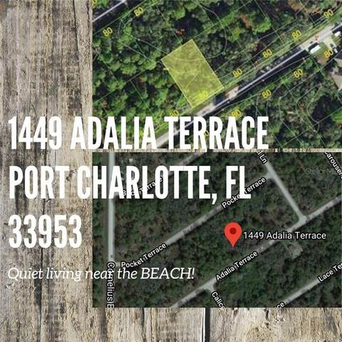 1449 Adalia Terrace, Port Charlotte, FL 33953 (MLS #A4484450) :: Premier Home Experts