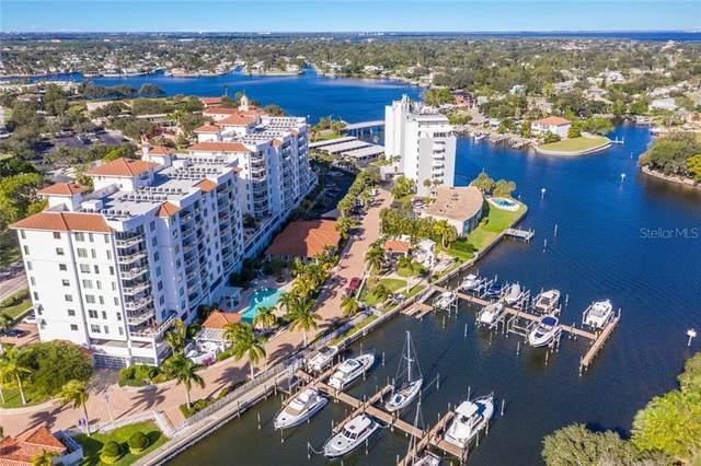 1325 Snell Isle Boulevard NE #311, St Petersburg, FL 33704 (MLS #A4484483) :: Keller Williams on the Water/Sarasota