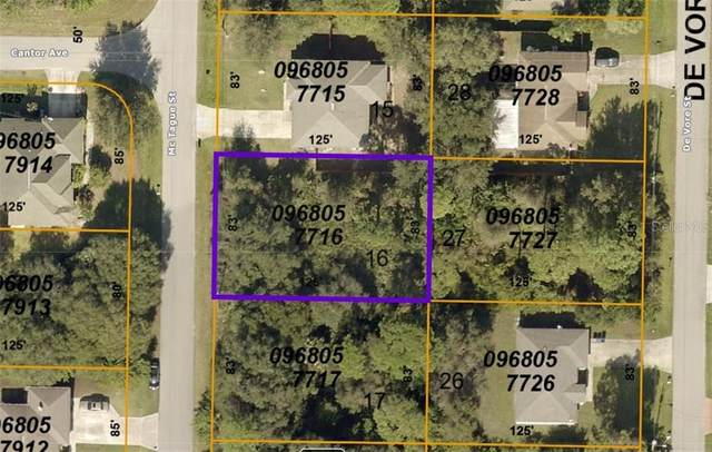 0968057716 Mctague Street, North Port, FL 34291 (MLS #A4484592) :: Cartwright Realty