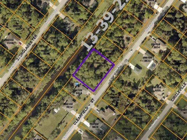 Clearfield (Double Canal) Street, North Port, FL 34286 (MLS #A4484731) :: Griffin Group