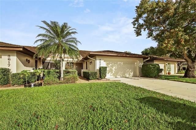 3625 Gleneagle Drive 11B, Sarasota, FL 34238 (MLS #A4484824) :: McConnell and Associates