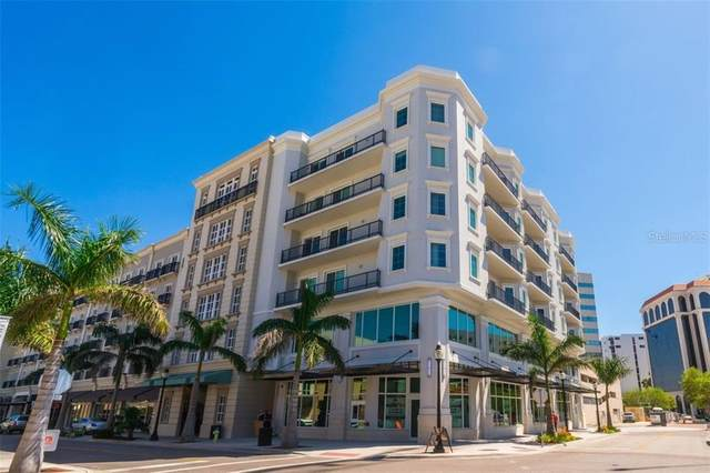 1500 State Street #503, Sarasota, FL 34236 (MLS #A4485522) :: Century 21 Professional Group