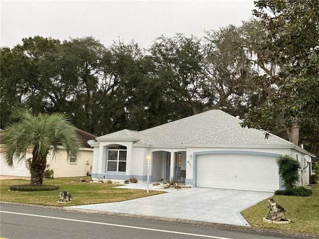 411 Chula Vista Avenue, Lady Lake, FL 32159 (MLS #A4487065) :: Keller Williams Realty Peace River Partners