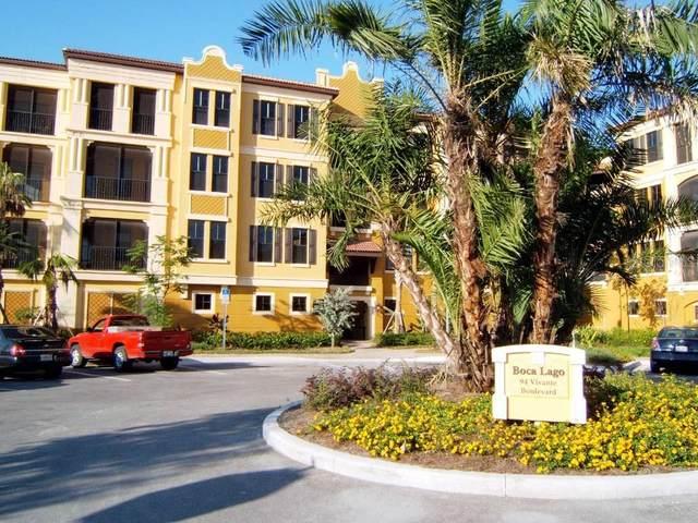 94 Vivante Boulevard #309, Punta Gorda, FL 33950 (MLS #A4487586) :: Zarghami Group