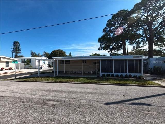 10315 Cortez Road W 5B, Bradenton, FL 34210 (MLS #A4488600) :: The Paxton Group