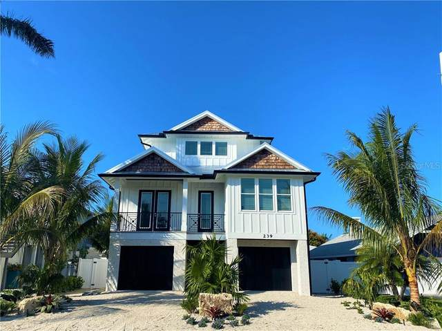 239 S Harbor Drive, Holmes Beach, FL 34217 (MLS #A4491238) :: Pepine Realty