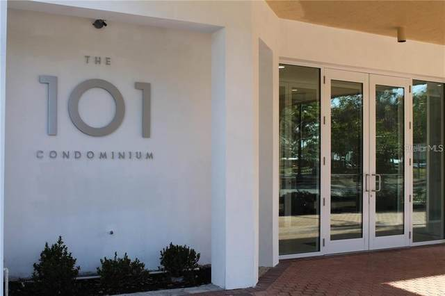 101 S Gulfstream Avenue 6G, Sarasota, FL 34236 (MLS #A4492170) :: Keller Williams on the Water/Sarasota