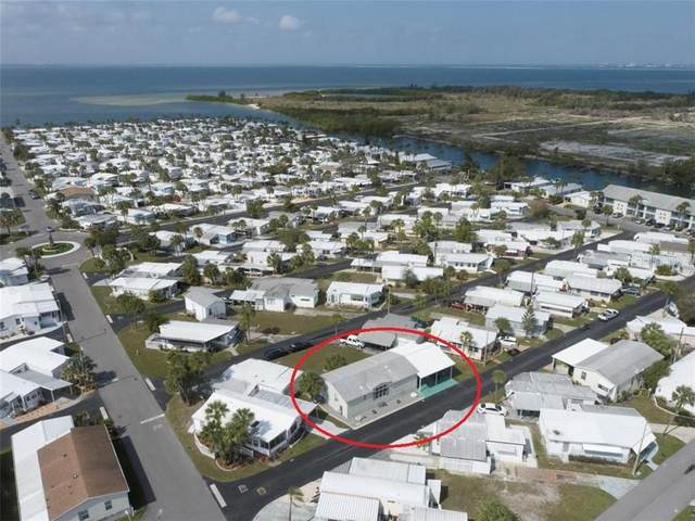 4851 W Gandy Boulevard B3-L28, Tampa, FL 33611 (MLS #A4492270) :: Everlane Realty