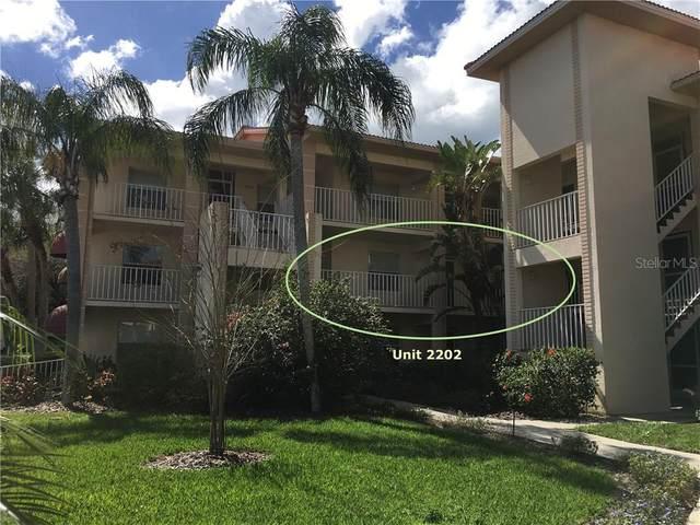 9320 Clubside Circle #2202, Sarasota, FL 34238 (MLS #A4492730) :: Keller Williams on the Water/Sarasota