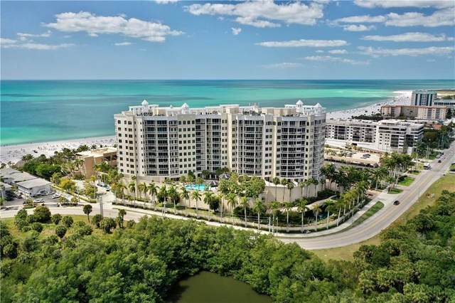 1300 Benjamin Franklin Drive #804, Sarasota, FL 34236 (MLS #A4493203) :: Aybar Homes