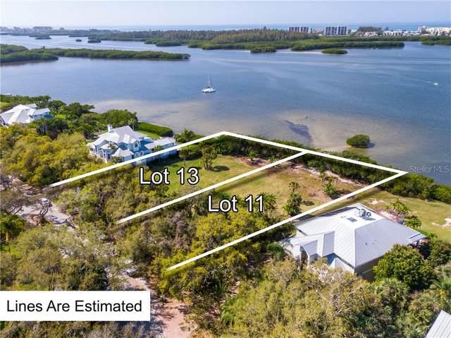 11 Fishermens Bay Drive, Sarasota, FL 34231 (MLS #A4493227) :: Everlane Realty