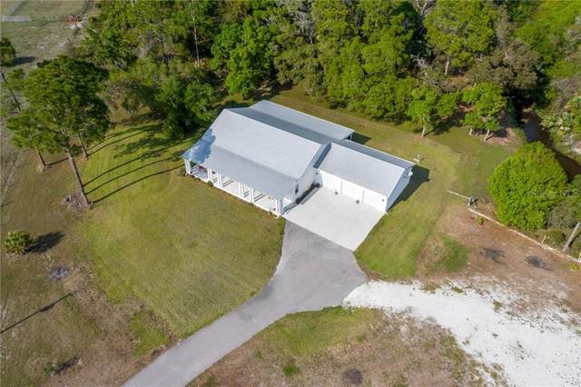 10761 Bayshore Road, North Fort Myers, FL 33917 (MLS #A4493497) :: Dalton Wade Real Estate Group