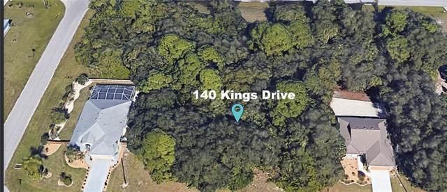 140 Kings Drive, Rotonda West, FL 33947 (MLS #A4494194) :: Vacasa Real Estate