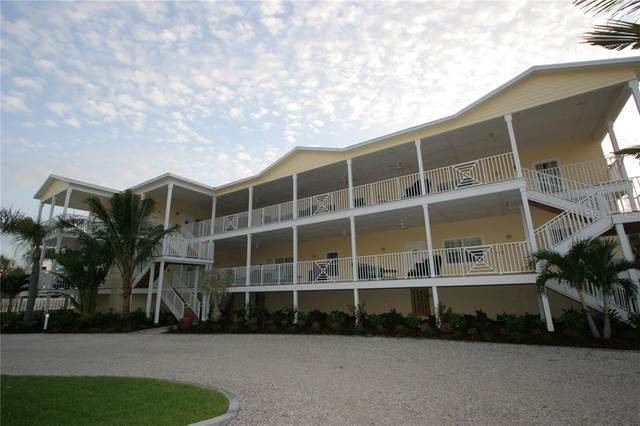 1020 Sun N Sea Drive 206B, Sarasota, FL 34242 (MLS #A4494687) :: Medway Realty