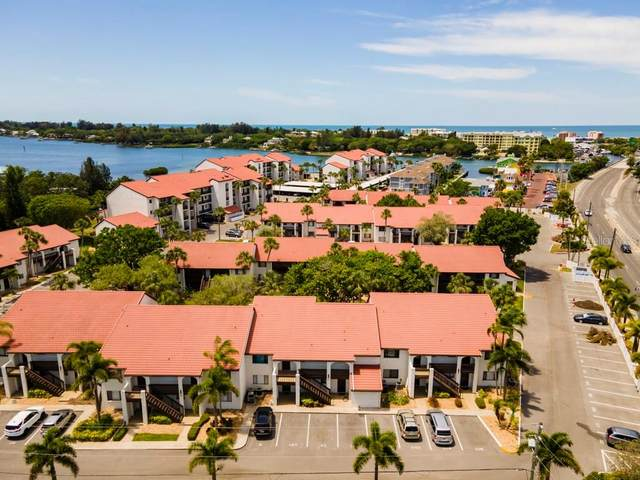 1656 Stickney Point Road #101, Sarasota, FL 34231 (MLS #A4495360) :: Sarasota Property Group at NextHome Excellence