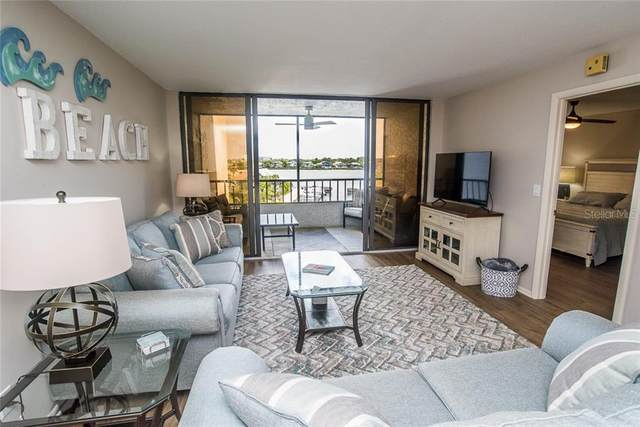 5911 Midnight Pass Road #405, Sarasota, FL 34242 (MLS #A4495868) :: Gate Arty & the Group - Keller Williams Realty Smart