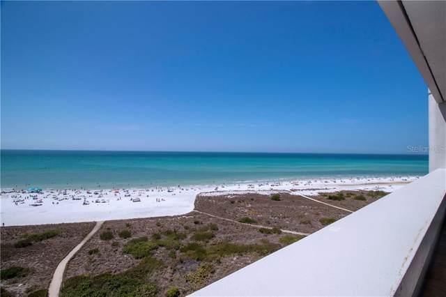 5400 Ocean Boulevard 10-2, Sarasota, FL 34242 (MLS #A4496046) :: The Lersch Group