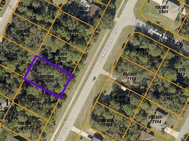 Cranberry Boulevard, North Port, FL 34286 (MLS #A4496887) :: The Lersch Group