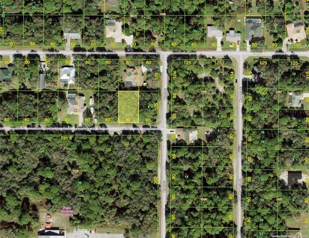 17086 Smith Avenue, Port Charlotte, FL 33954 (MLS #A4496922) :: CGY Realty