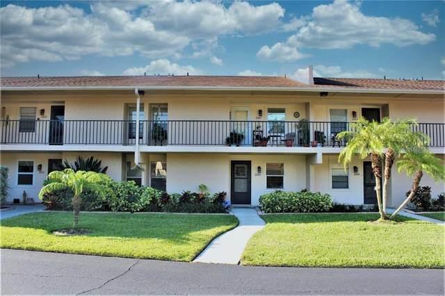 2605 Woodgate Lane K-3, Sarasota, FL 34231 (MLS #A4497121) :: Zarghami Group