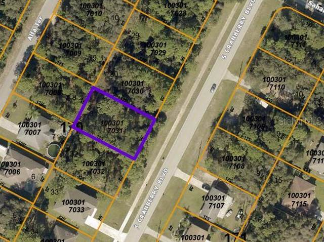 Cranberry Boulevard, North Port, FL 34286 (MLS #A4497444) :: Everlane Realty