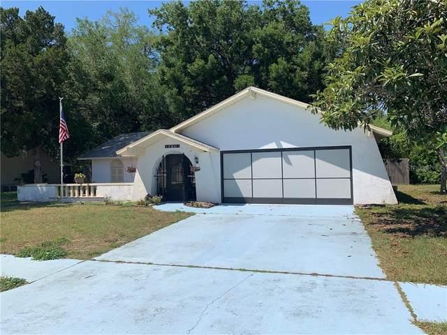 12811 Pecan Tree Drive, Hudson, FL 34669 (MLS #A4497451) :: The Lersch Group