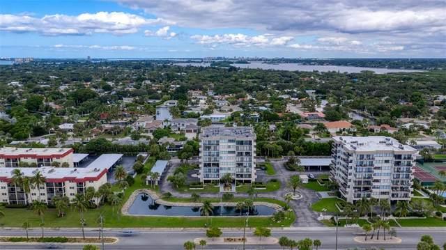 1055 Beach Road B-703, Sarasota, FL 34242 (MLS #A4497683) :: Sarasota Property Group at NextHome Excellence