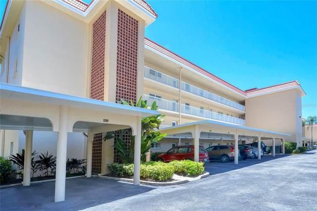 1300 N Portofino Drive 307SAI, Sarasota, FL 34242 (MLS #A4498827) :: Visionary Properties Inc