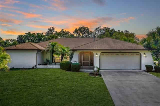 811 Phyllis Street, Port Charlotte, FL 33948 (MLS #A4498992) :: Premier Home Experts
