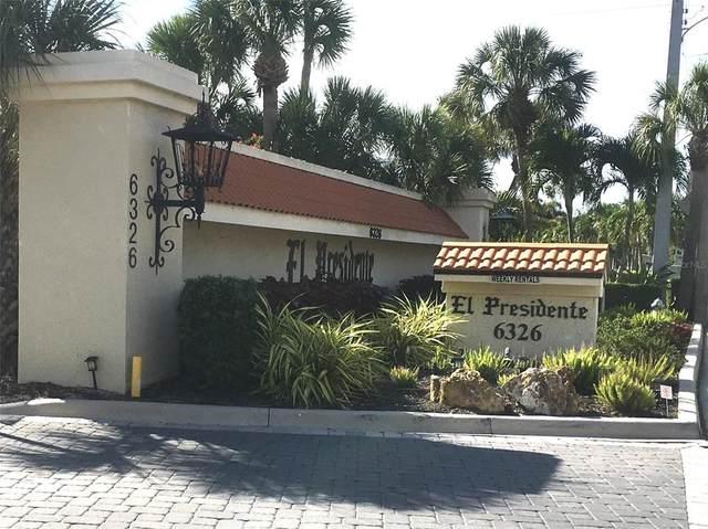 6326 Midnight Pass Road #101, Sarasota, FL 34242 (MLS #A4499500) :: Heckler Realty