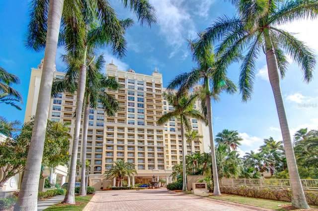1111 Ritz Carlton Drive #1701, Sarasota, FL 34236 (MLS #A4499645) :: Rabell Realty Group