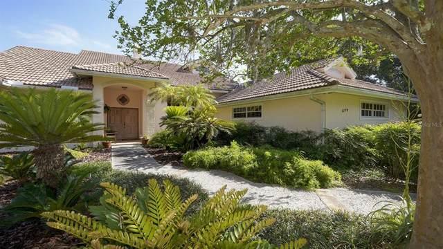 3299 Glenna Lane, Sarasota, FL 34239 (MLS #A4500028) :: Sarasota Home Specialists