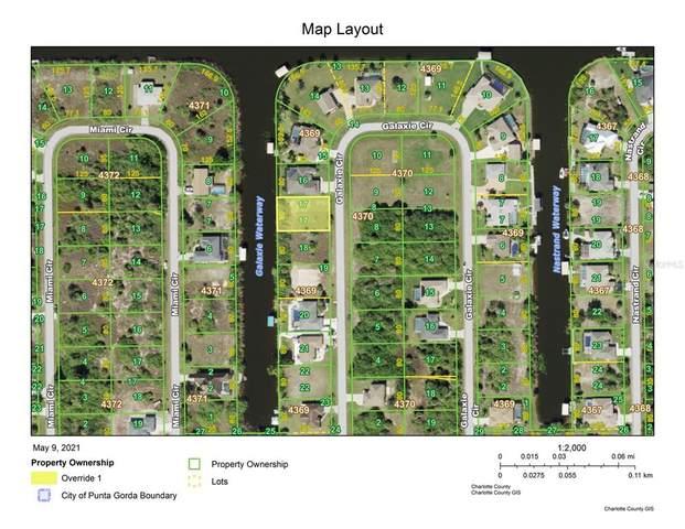 9324 Galaxie Circle, Port Charlotte, FL 33981 (MLS #A4500311) :: Armel Real Estate