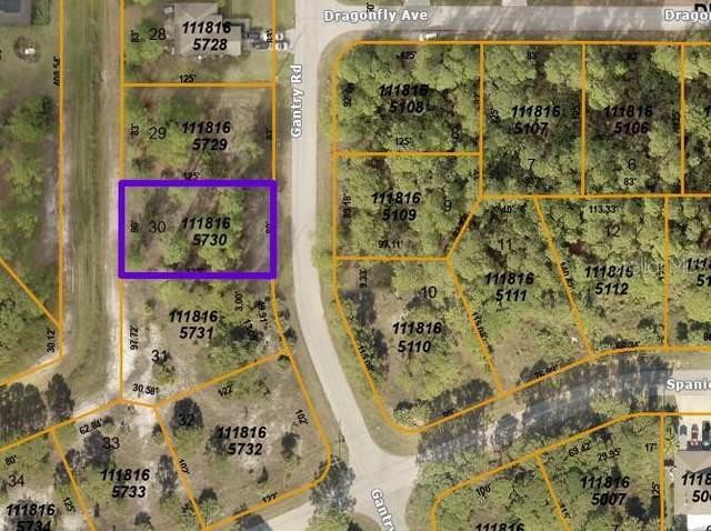 Gantry Road, North Port, FL 34288 (MLS #A4500339) :: The Lersch Group